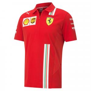 SF Team Polo Rosso Corsa 2020