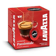 LAVAZZA A MODO MIO - 16 CAPSULE CAFFE' ESPRESSO PASSIONALE