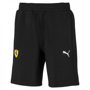 SF Kids Sweat Shorts Puma Black