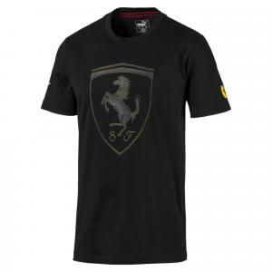 SF Big Shield Tee Puma Black