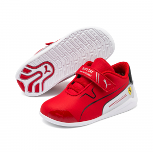 SF Drift Cat 8 V Infant Rosso Corsa Puma Black