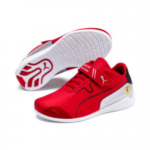 SF Drit Cat 8 V Ps Rosso Corsa Puma Black