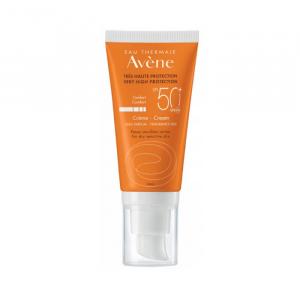 Avene Cream Spf50 Senza Profumo 50ml