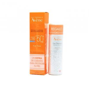 Avene Fluid Sunscreen Spf50 50ml + Thermal Water 50ml