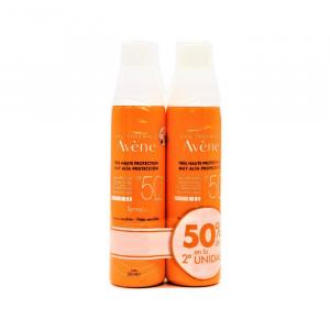 Avene Duplo Spray Spf50+ 2x200ml