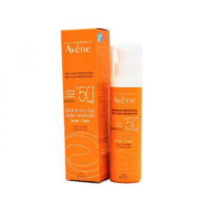 Avene Solar Anti-Aging Color Spf50 + 50ml
