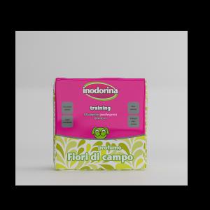 Inodorina Tappetino Igienico ProfumatoFiori Di campo  10pz 60X60