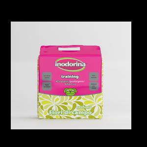 Inodorina Tappetino Igienico Profumato fiori di campo 40pz  60X60