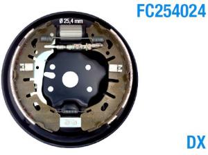 Kit freno completo posteriore destro Fiat Doblo dal 2009, Opel Combo dal 2012,