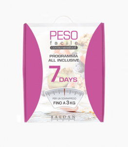 Kit 7 Days - PESO FACILE