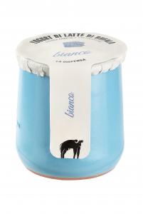Yogurt di latte di bufala - bianco 150gr