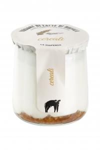 Yogurt di latte di bufala - cereali 150gr