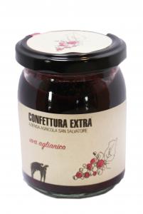 Confettura extra uva aglianico - 220 gr