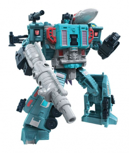 Transformers Generations War for Cybertron: Earthrise Action Figures - DOUBLE DEALER