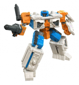 Transformers Generations War for Cybertron: Earthrise Action Figures - AIRWAVE