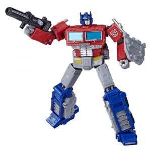 Transformers Generations War for Cybertron: Earthrise Action Figures - OPTIMUS PRIME