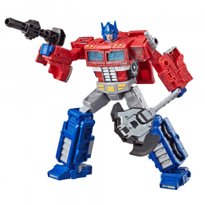 Transformers Generations War for Cybertron: Siege Action Figures - OPTIMUS PRIME (Wheatering)