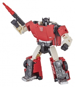 Transformers Generations War for Cybertron: Siege Action Figures - SIDESWIPE