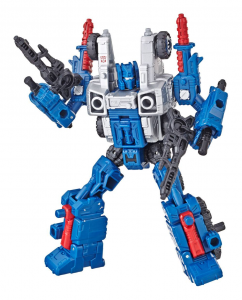 Transformers Generations War for Cybertron: Siege Action Figures - COG