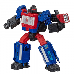 Transformers Generations War for Cybertron: Siege Action Figures - CROSSHAIRS