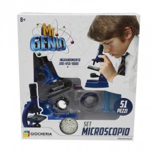 MR GENIO - Microscopio Alta Risoluzione