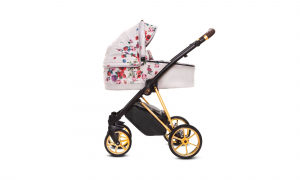 BABYACTIVE MUSSE FLOWER LITE ROSE - Trio completo - TOP !