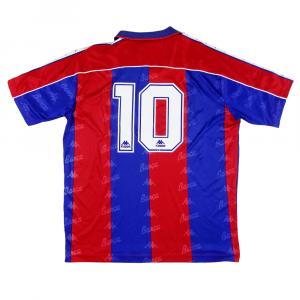 1992-95 BARCELONA MAGLIA #10 Romario HOME XL