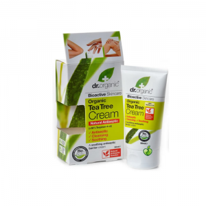 Dr Organic Tea Tree Cream 50ml