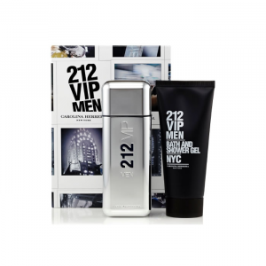 212 Vip Men Eau De Toilette Spray 100ml Set 2 Parti 2020