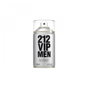 Carolina Herrera 212 Vip Men Body Fragance 250ml
