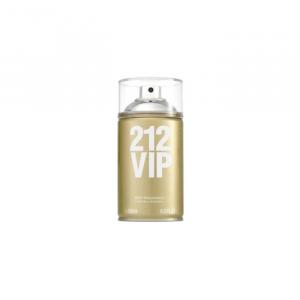 Carolina Herrera 212 Vip Body Fragance Spray 250ml