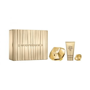 Paco Rabanne Lady Million Eau De Parfum Spray 50ml Set 3 Parti 2020