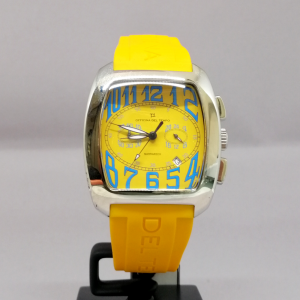 OFFICINA DEL TEMPO YELLOW SILIC