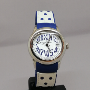 OFFICINA DEL TEMPO BLUE WHITE POIS