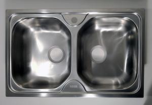 Lavello in acciaio inox Onda ONX 620-L, Franke