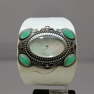 Orologio Cavalli bracelet white