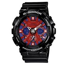 Casio G-Shock GA-120B-1AER The Eye