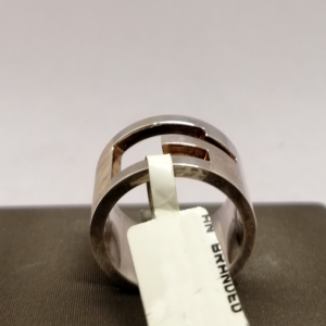 GUCCI RING BRANDED ALTO
