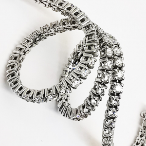 Bracciale Tennis Diamanti bianchi