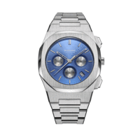 D1 MILANO IONIC BLUE CHRONOGRAPH 41.5 MM