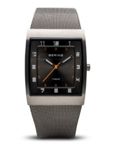 Titanium | grigio spazzolato | 11233-077