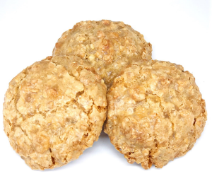 Biscotti Brutti ma buoni con arachidi confezione da 200gr