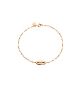 BRACCIALE LOVER/FIGHTER Oro rosa 9 kt