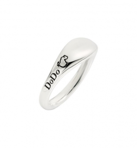 ANELLO PROMISE-RING Argento