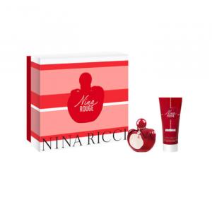 Nina Rouge Eau De Toilette Spray 50ml Set 2 Parti 2020