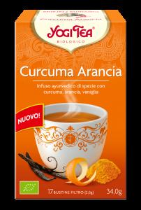 Curcuma e Arancia