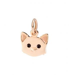 DODO Gatto oro rosa 9 kt