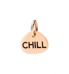 Ciondolo Chill in Oro Rosa 9 Ct