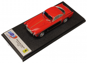 Ferrari 250 Europa Vignale Chassis 0295 EU 1953 Red Black