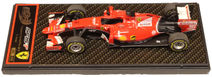 Ferrar SF 15-T GP Singapore 2015 S. Vettel Ltd 250 Pcs